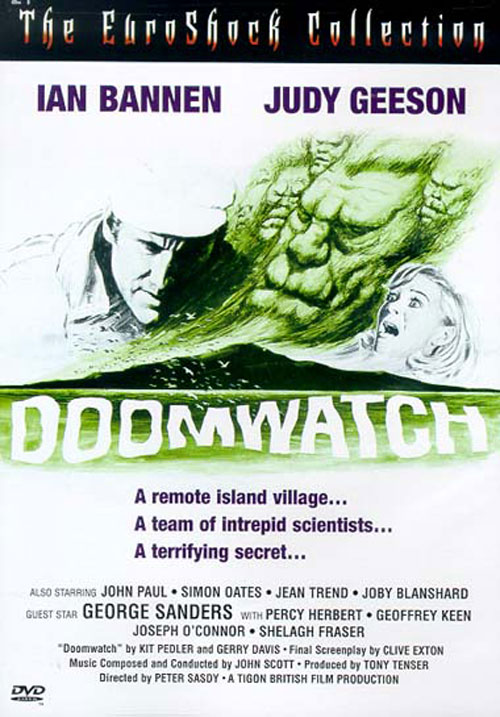 Unknown artwork from the movie Doomwatch