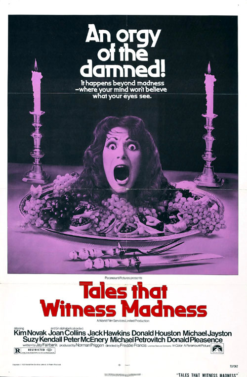Us poster from the movie Tales That Witness Madness