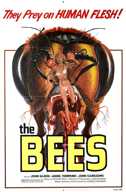 Us poster from the movie The Bees