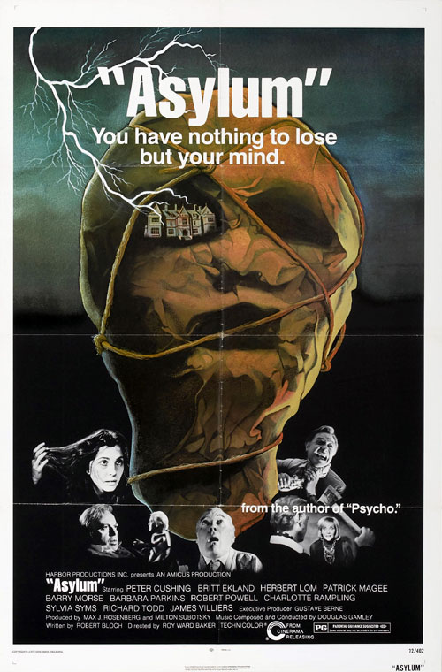 Us poster from the movie Asylum