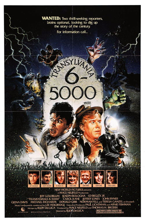 Us poster from the movie Transylvania 6-5000