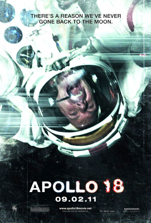 Us poster from the movie Apollo 18