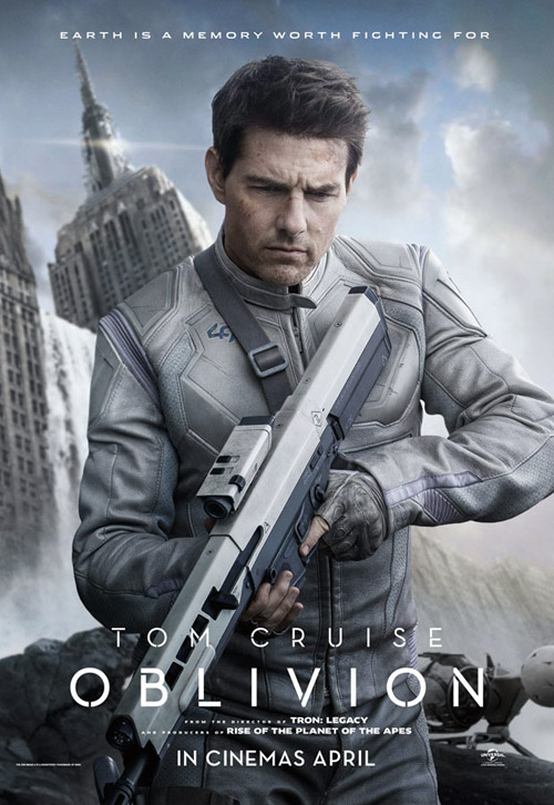 Us poster from the movie Oblivion