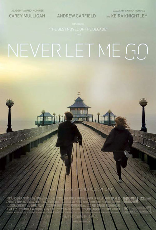 Us poster from the movie Never Let Me Go
