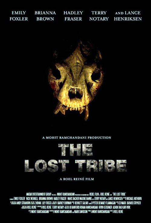 Us poster from the movie The Lost Tribe