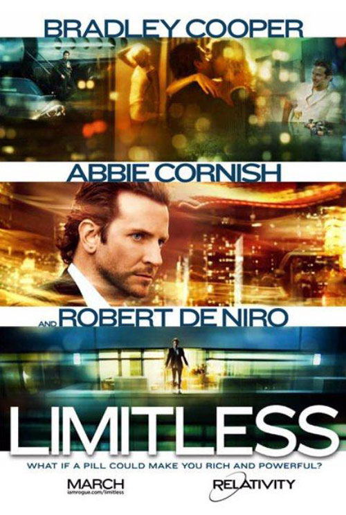 Us poster from the movie Limitless