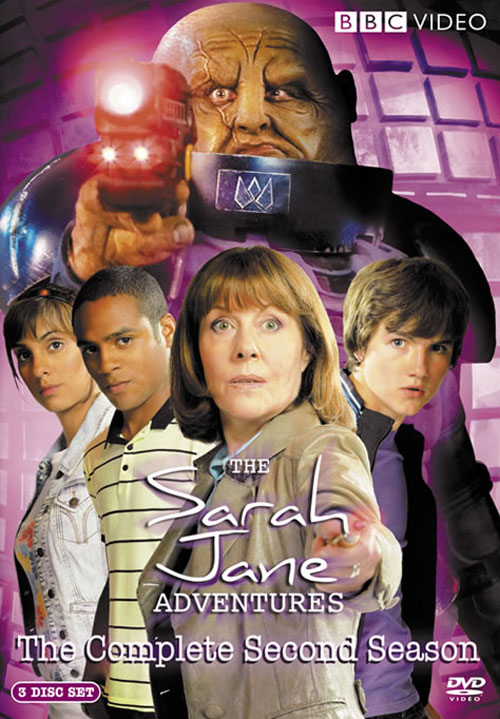 Unknown artwork from the series The Sarah Jane Adventures