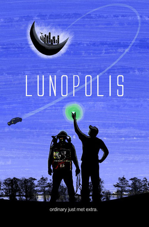 Unknown poster from the movie Lunopolis