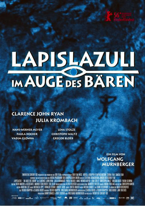 Unknown poster from the movie Lapislazuli : Im Auge des Bären (Lapislazuli - Im Auge des Bären)