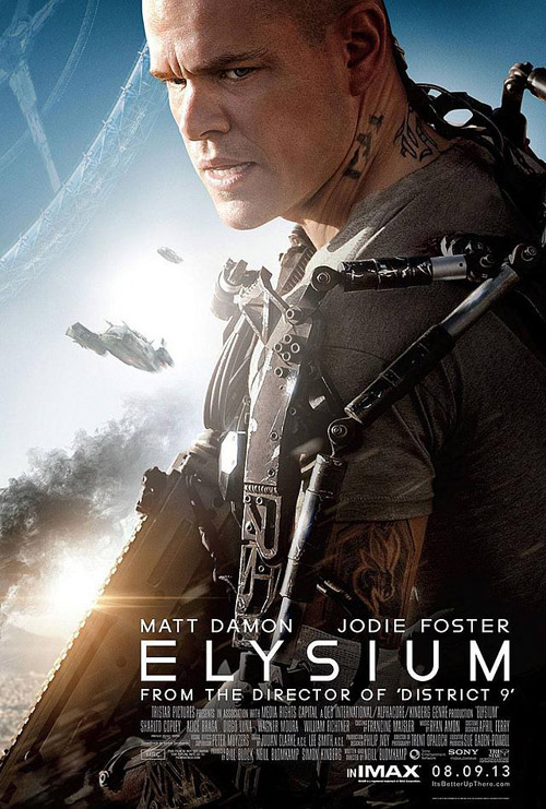 Us poster from the movie Elysium