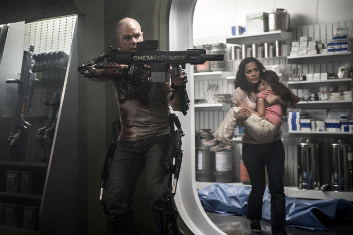 Photo de 'Elysium' - ©2013 Sony Pictures - Elysium (Elysium) - cliquez sur la photo pour la fermer