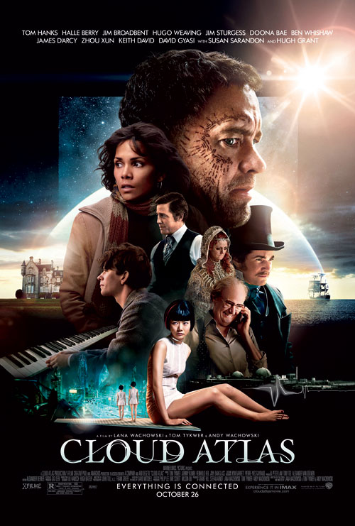 Us poster from the movie Cloud Atlas