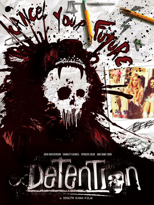 Us poster from the movie Detention