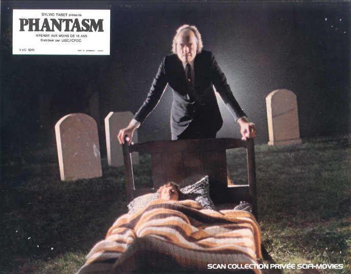 Photo de 'Phantasm' - ©1979 New Breed Productions Inc. - Phantasm (Phantasm) - cliquez sur la photo pour la fermer