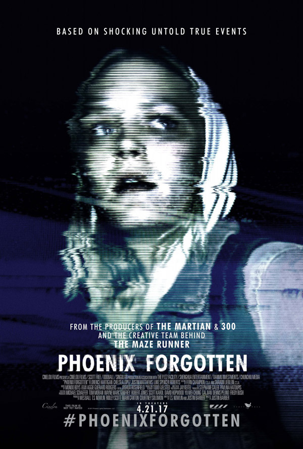 Us poster from the movie Phoenix Forgotten