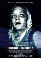 Movie poster from Phoenix Forgotten, in theaters on April 21, 2017