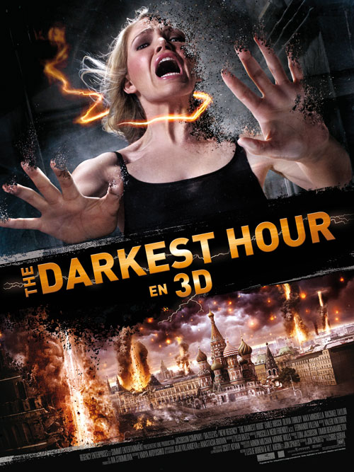 Affiche française du film The Darkest Hour