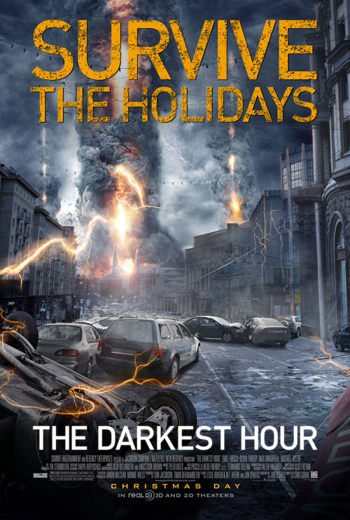Us poster from the movie The Darkest Hour