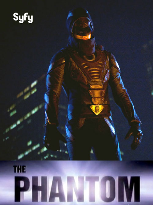 Unknown poster from the series The Phantom