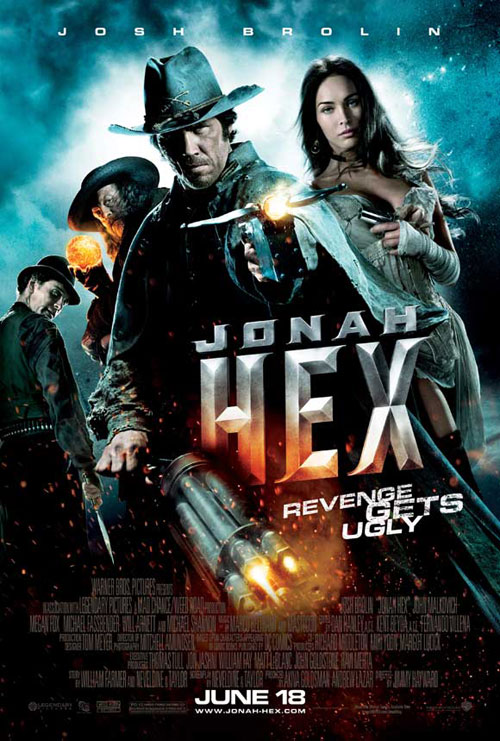 Us poster from the movie Jonah Hex
