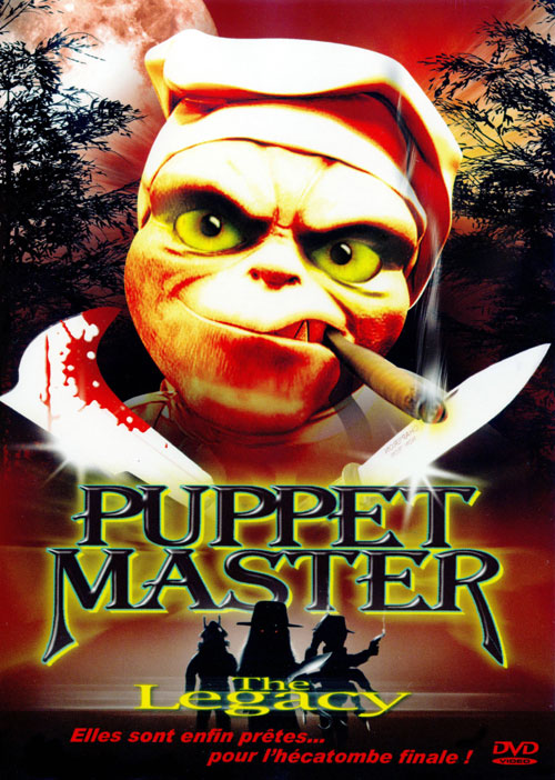 Unknown artwork from the movie Puppet Master: The Legacy