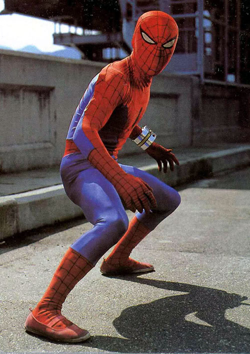 Unknown artwork from the series Spider-Man (Supaidâman)