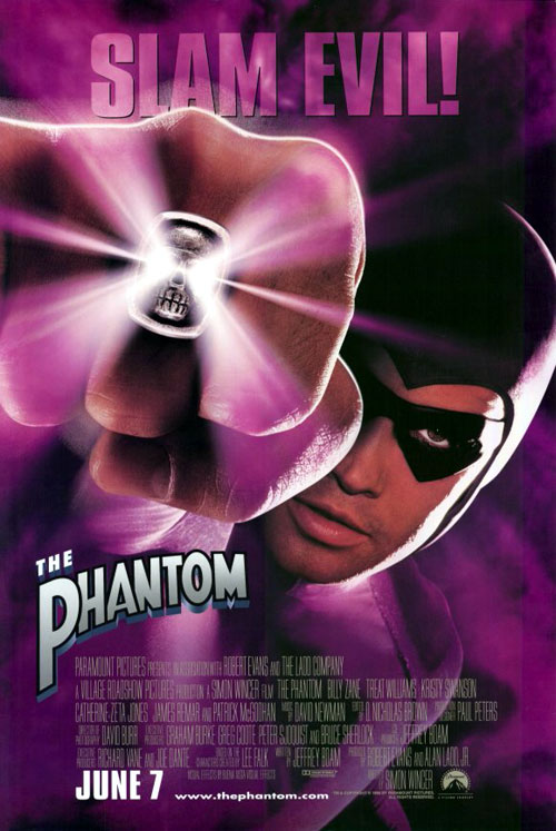 Us poster from the movie The Phantom