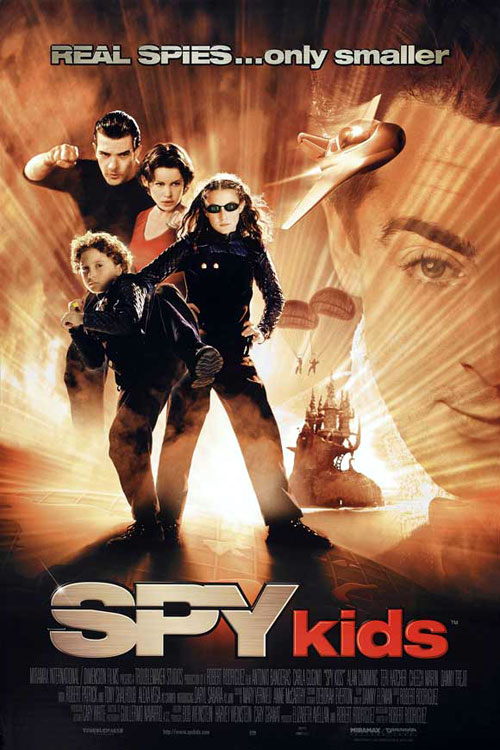 Us poster from the movie Spy Kids