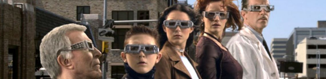 Mission 3D : Spy Kids 3
