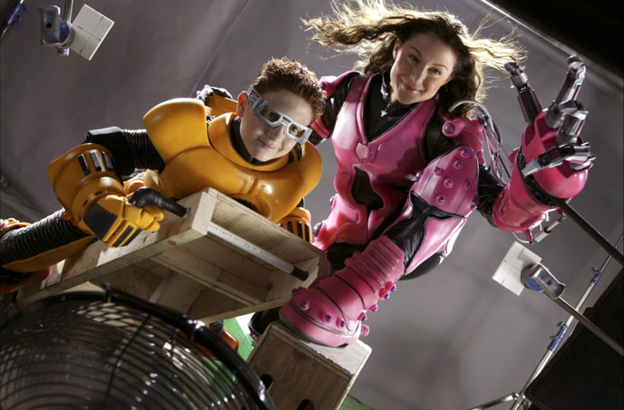 Photo de 'Mission 3D : Spy Kids 3' - ©2003 Dimension Films - Mission 3D : Spy Kids 3 (Spy Kids 3-D: Game Over) - cliquez sur la photo pour la fermer