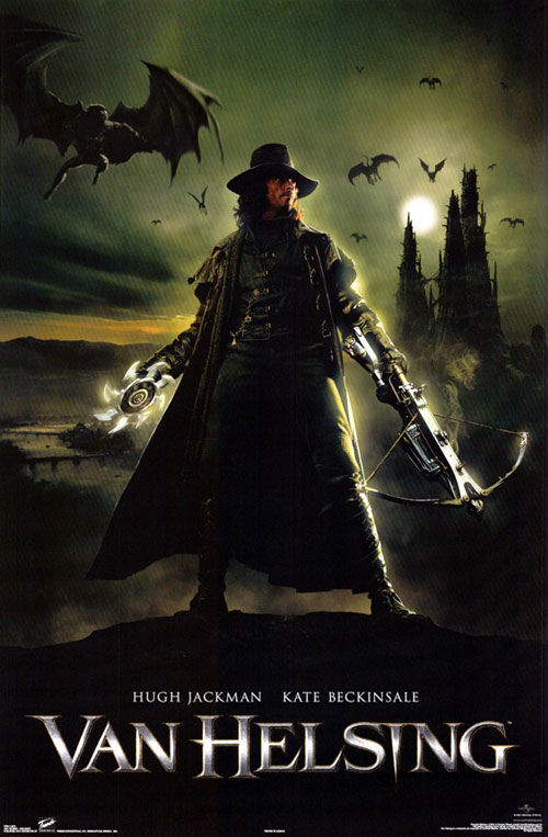 Us poster from the movie Van Helsing