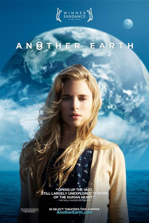 Affiche américaine de 'Another Earth'