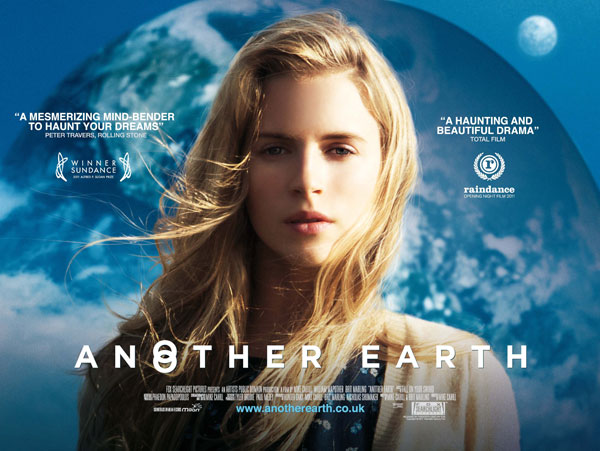 Affiche britannique de 'Another Earth'