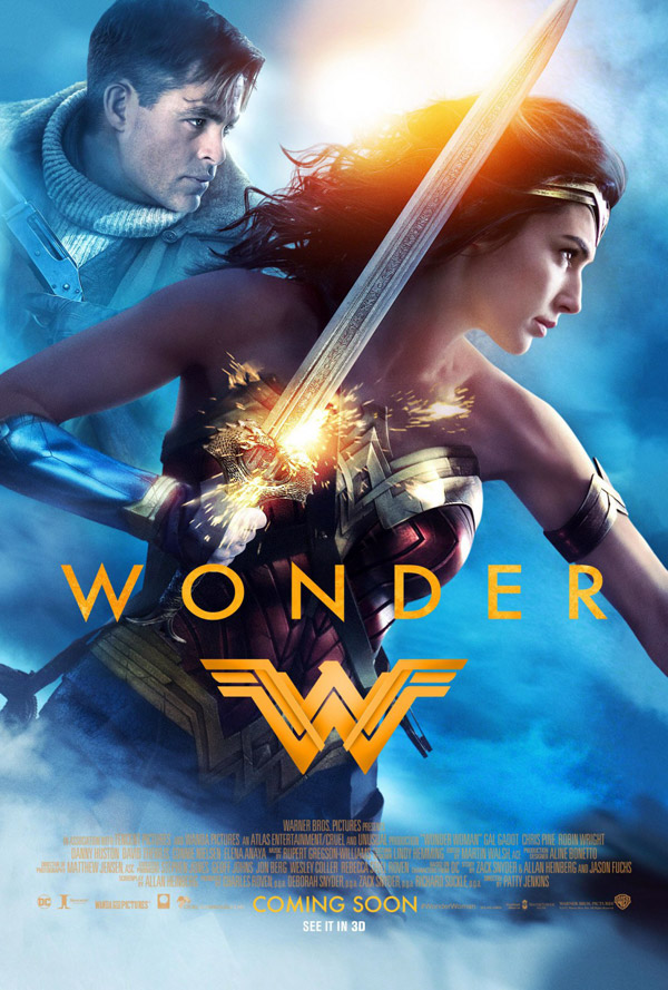 Us poster from 'Wonder Woman'