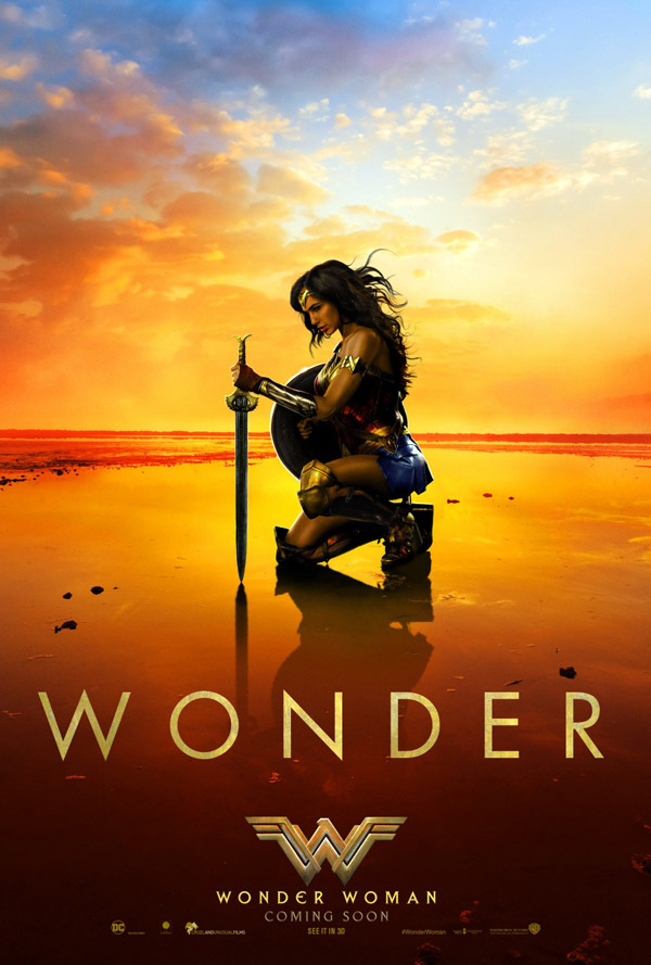 Unknown poster from 'Wonder Woman'