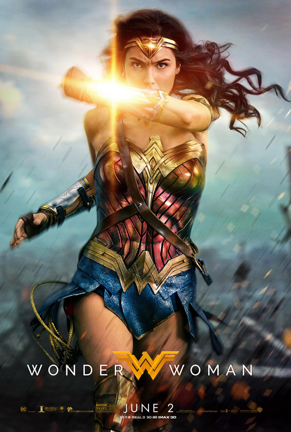 Us poster from the movie Wonder Woman