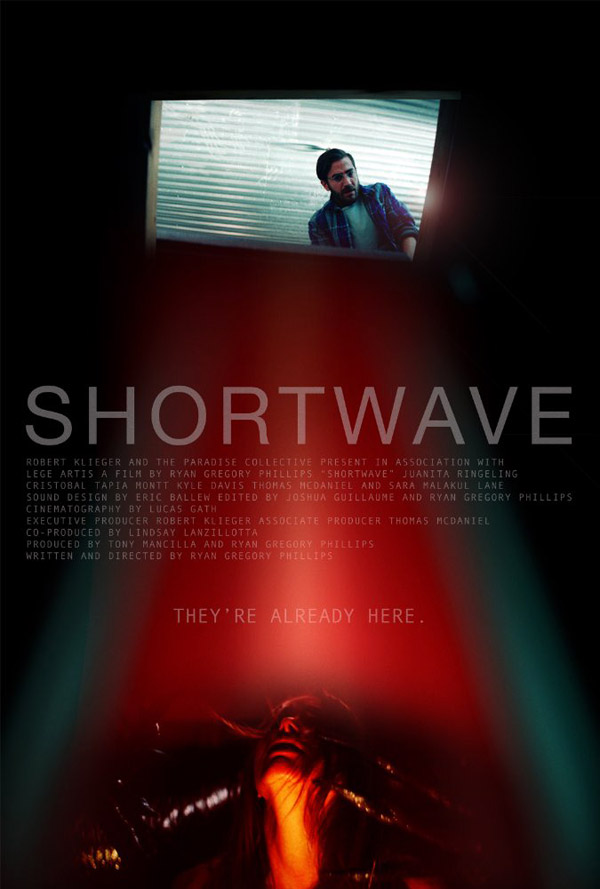 Affiche américaine du film Shortwave