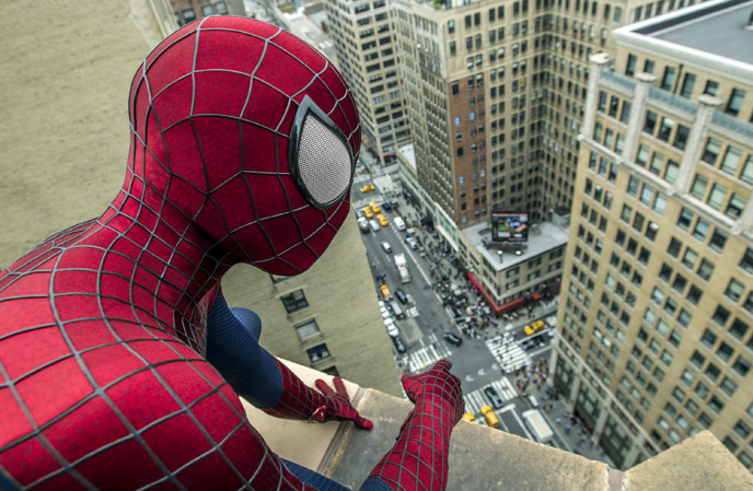 Photo de 'The Amazing Spider-Man, le destin d'un héros' - © 2014 Marvel Studios - The Amazing Spider-Man, le destin d'un héros (The Amazing Spider-Man 2) - cliquez sur la photo pour la fermer