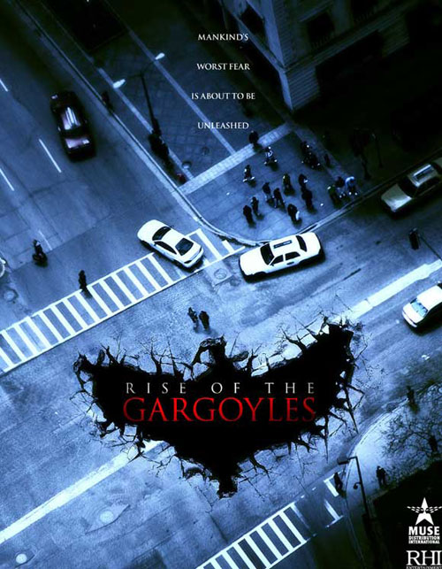 Unknown poster from the TV movie Rise of the Gargoyles