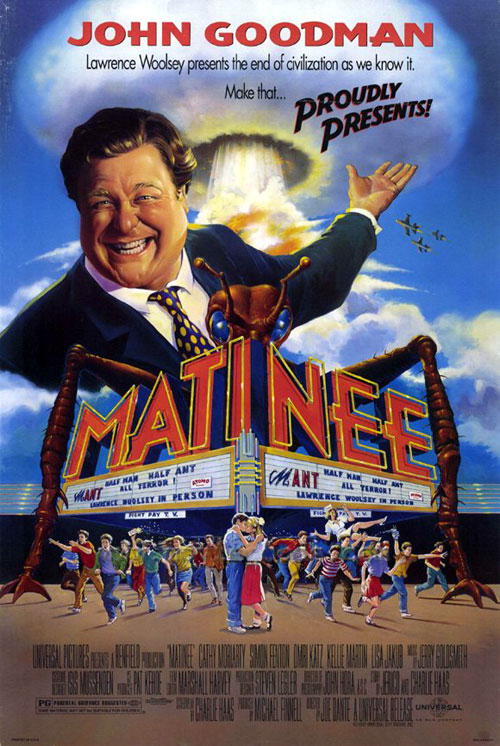 Us poster from the movie Matinee