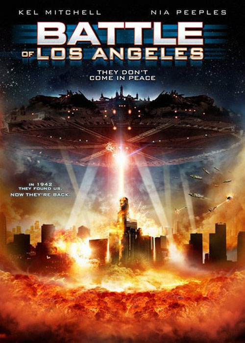 Us poster from the movie Battle of Los Angeles