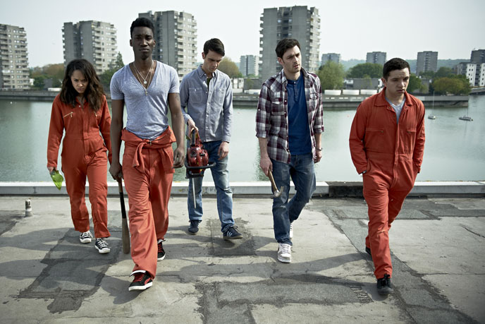 Photo de 'Misfits' - © 2013 Clerkenwell Films - Misfits (Misfits) - cliquez sur la photo pour la fermer