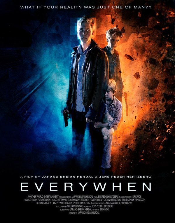 Us poster from the movie Everywhen