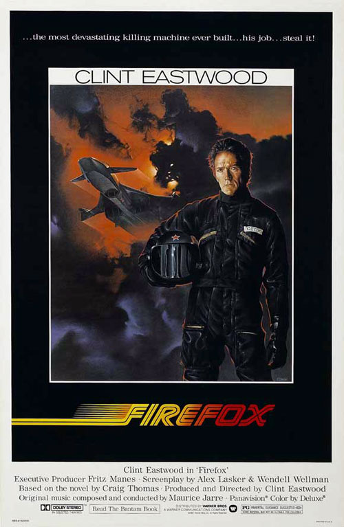 Us poster from the movie Firefox
