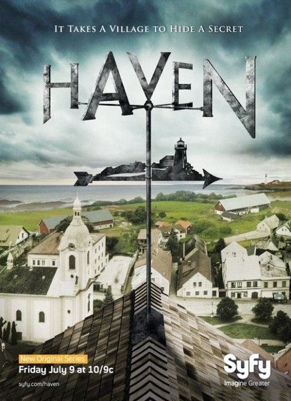 Us poster from the series Haven
