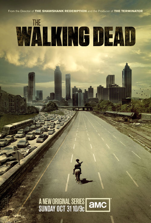 Us poster from the series The Walking Dead