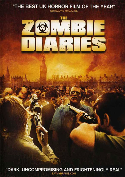 Unknown poster from the movie The Zombie Diaries