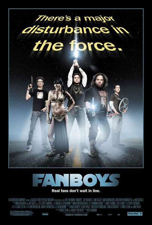 Us poster from the movie Fanboys