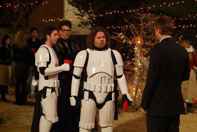 Photo de 'Fanboys' - © 2008 The Weinstein Company - Fanboys (Fanboys) - cliquez sur la photo pour la fermer