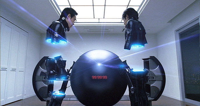 Photo de 'Gantz Revolution' - ©2011 Toho Company - Gantz Revolution (Gantz: Perfect Answer) - cliquez sur la photo pour la fermer